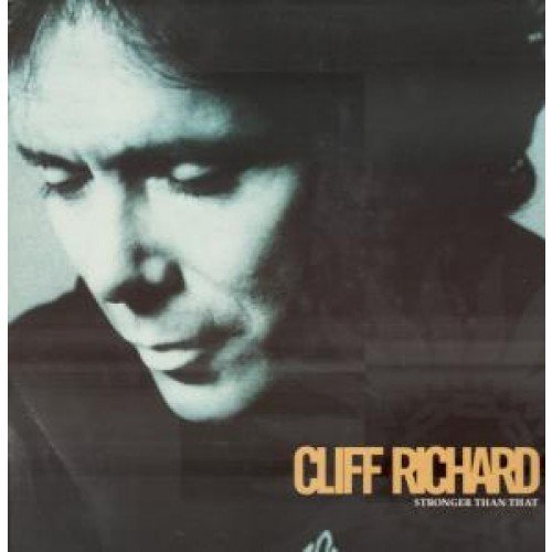 Bild 1: Cliff Richard, Stronger than that (1990)