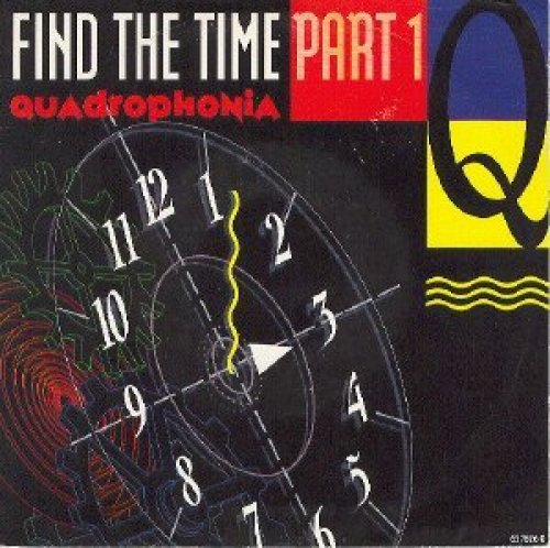 Bild 1: Quadrophonia, Find the time part 1