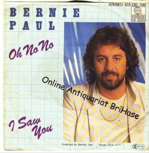 Bild 1: Bernie Paul, Oh no no '90