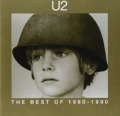 Bild 1: U2, Best of 1980-1990 (#246132)