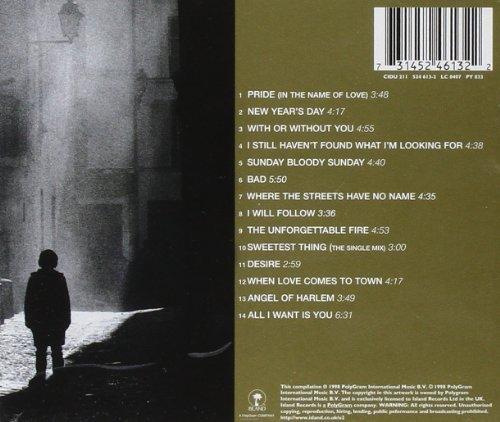 Bild 2: U2, Best of 1980-1990 (#246132)