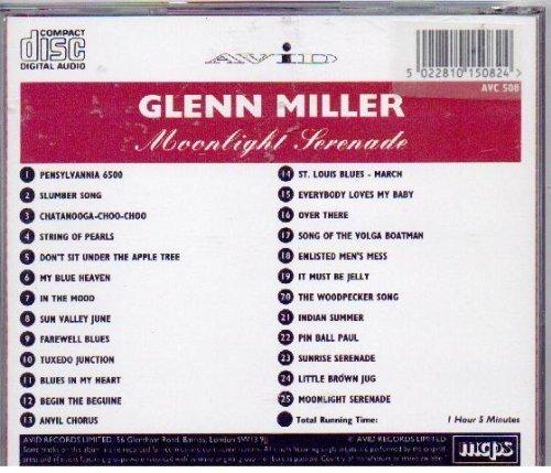 Bild 2: Glenn Miller, Moonlight serenade