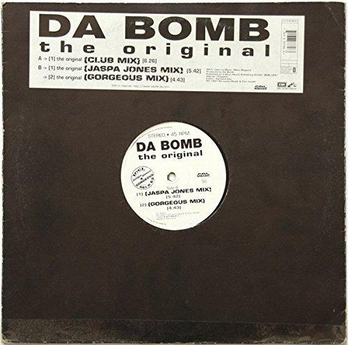 Bild 1: Da Bomb, Original (Club/Jaspa Jones/Gorgeous Mixes, 1997)