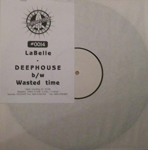 Bild 1: La Belle, Deephouse/Wasted time (white label)
