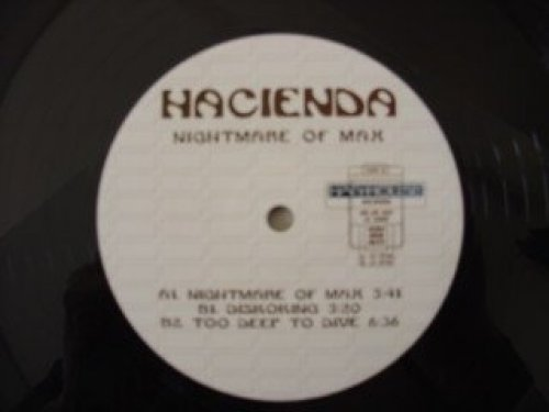 Bild 1: Hacienda, Nightmare of Max