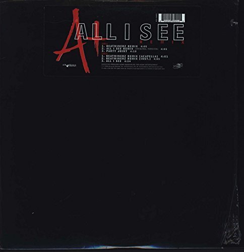 Bild 1: A+, All I see-Remix (6 versions, 1996, US)