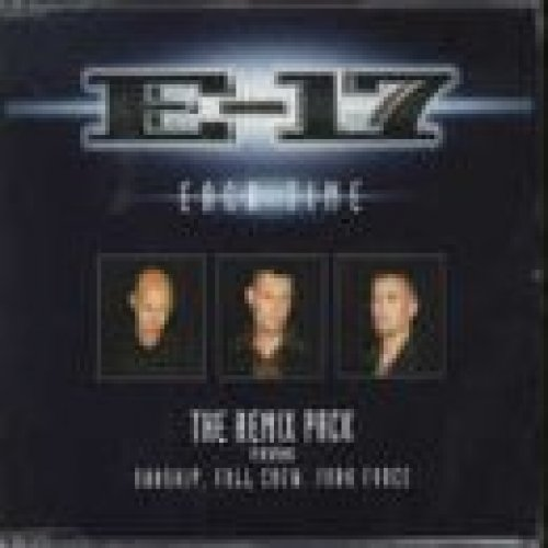 Bild 1: E-17, Each time (Remix Pack, 1998)