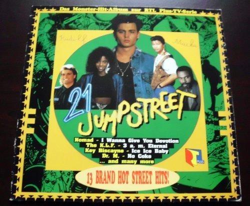 Bild 1: 21 Jump Street (1991), Nomad, KLF, Dr. M, Sybil, Euro-Vision...