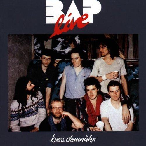 Bild 1: BAP, Bess demnähx (live, 1983)