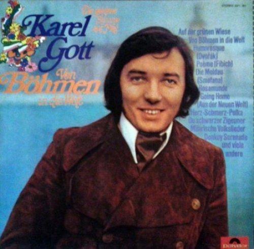 Bild 1: Karel Gott, Von Böhmen in die Welt