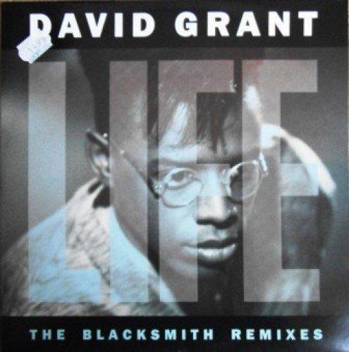 Bild 1: David Grant, Life (Blacksmith Remixes)