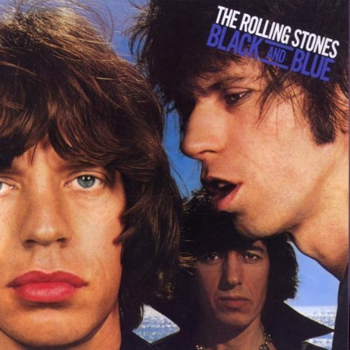 Bild 1: Rolling Stones, Black and blue (1976)
