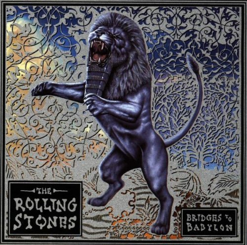 Bild 1: Rolling Stones, Bridges to Babylon (1997)