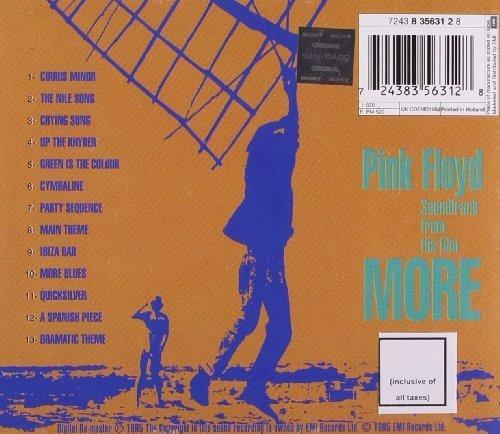 Bild 3: Pink Floyd, More (soundtrack, 1969)