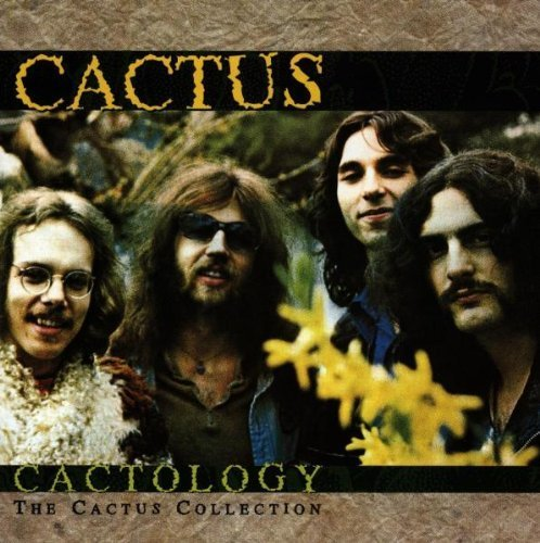 Bild 1: Cactus, Cactology-The collection (1972/96, Rhino)