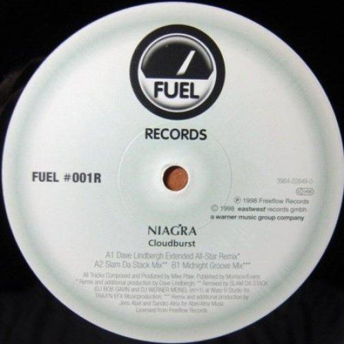 Bild 1: Niagra, Cloudburst (Remix, 1998)