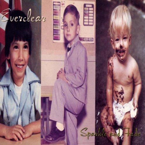 Bild 1: Everclear, Sparkle and fade (1995)