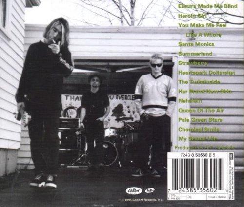 Bild 2: Everclear, Sparkle and fade (1995)