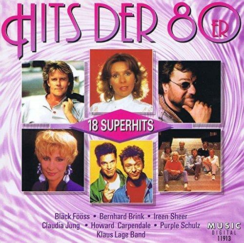 Bild 1: Die Hits der 80er, Howard Carpendale, Denise/Jürgen Renfordt (Kein Wort zuviel), Helmut Frey, Ibo, Michael Holm..