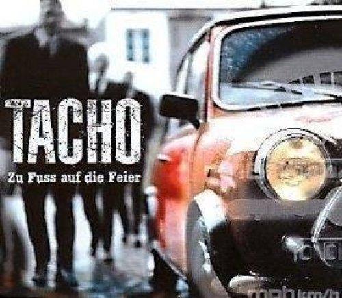 Bild 1: Tacho, Zu Fuss auf die Feier