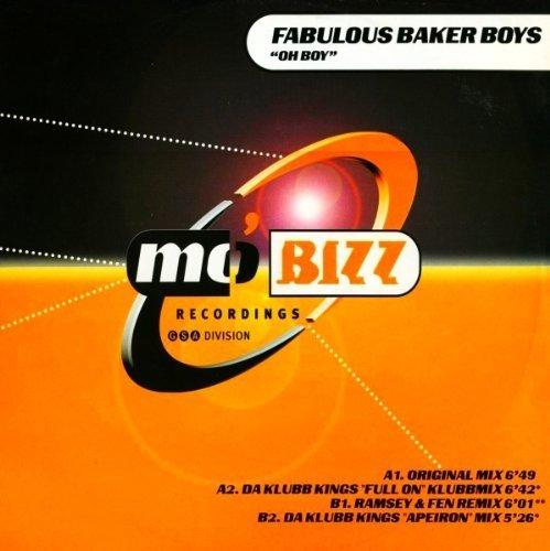 Bild 1: Fabulous Baker Boys, Oh boy (4 versions, 1997)