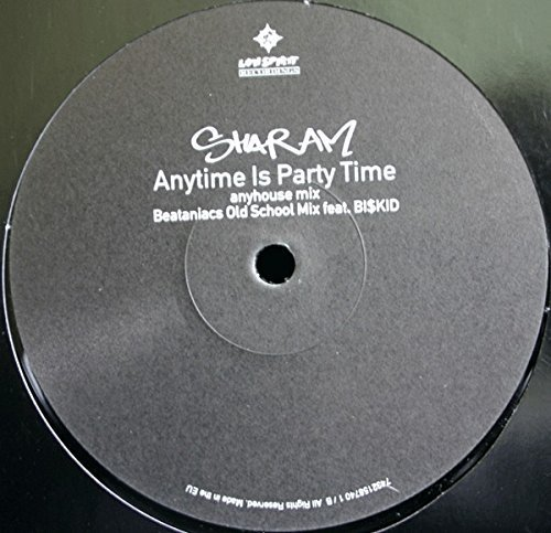 Bild 1: Sharam, Anytime is party time