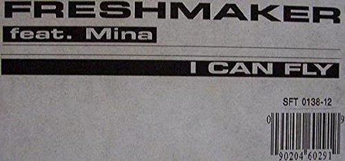Bild 1: Freshmaker, I can fly (#zyx/sft0138, feat. Mina)