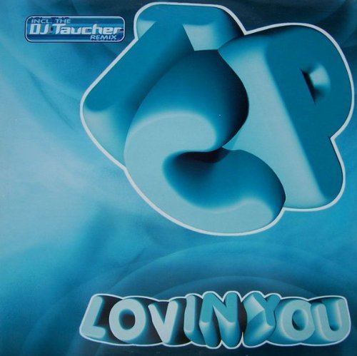 Bild 1: TCP, Lovin you (DJ Taucher Remix, 1997)