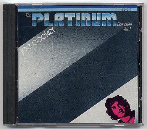 Bild 1: Joe Cocker, Platinum collection 1 (1981/87)