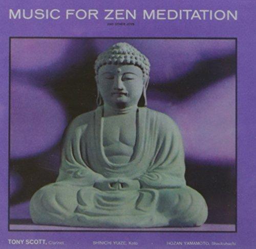 Bild 3: Tony Scott, Music for Zen Meditation (1964)