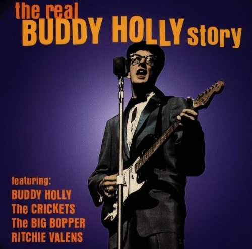 Bild 1: Buddy Holly, Real Buddy Holly story (compilation, 20 tracks, 1995, feat. The Crickets..)