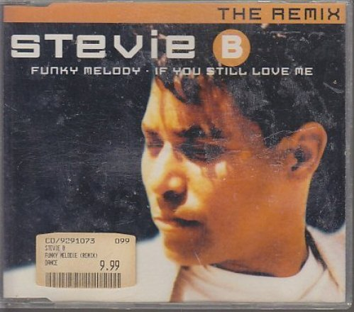 Bild 1: Stevie B., Funky melody/If you still love me (The Remix, 1995)