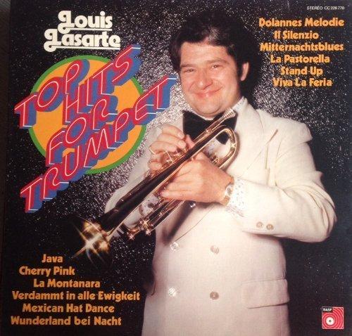 Bild 1: Louis Lasarte, Top hits for trumpet