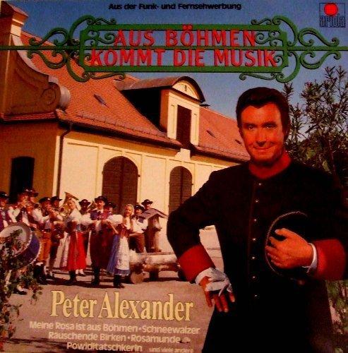 Bild 1: Peter Alexander, Aus Böhmen kommt die Musik (1983)