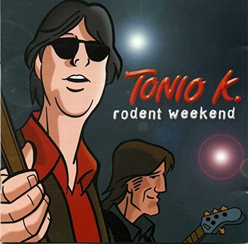 Bild 1: Tonio K., Rodent weekend (1998)