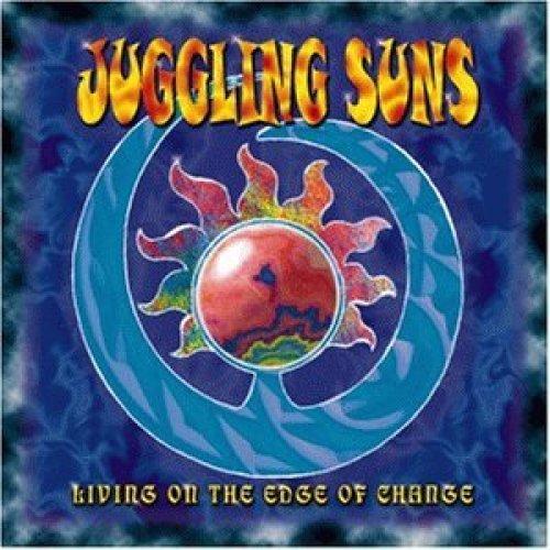 Bild 1: Juggling Suns, Living on the edge of change (1997)