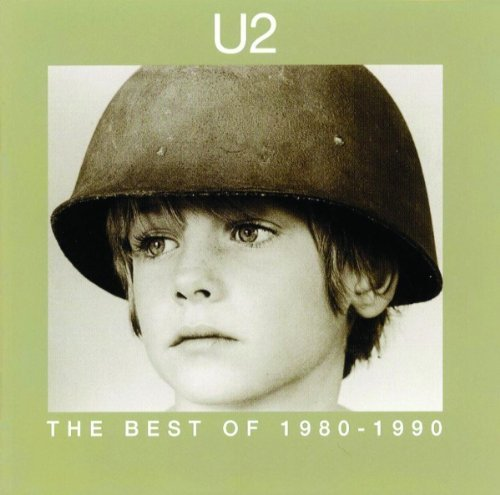 Bild 1: U2, Best of 1980-1990 & b-sides