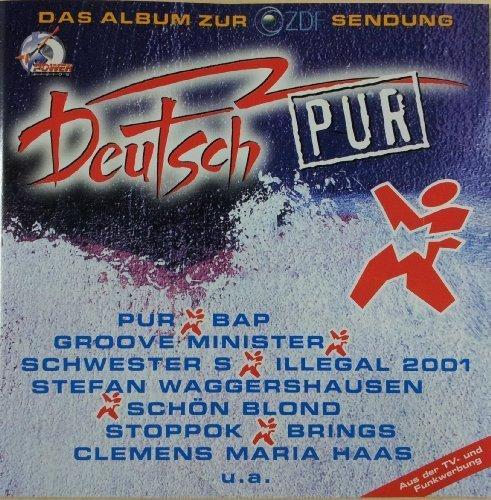 Image 1: Deutsch Pur (1995), Pur, Bap, Groove Minister, Schwester S, Brings..