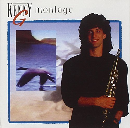 Bild 1: Kenny G, Montage (compilation, 14 tracks, 1990)