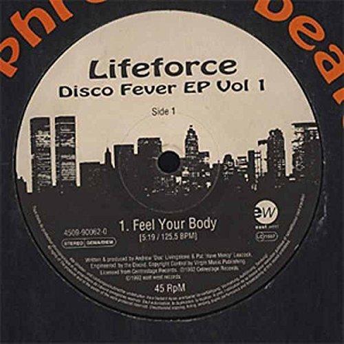 Bild 1: Life Force, Disco fever EP 1 (1992)