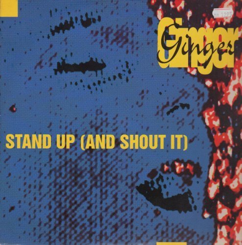 Bild 1: Ginger, Stand up (and shout it)