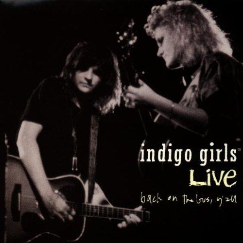 Bild 1: Indigo Girls, Back on the bus, y'all (live; 1991, US)