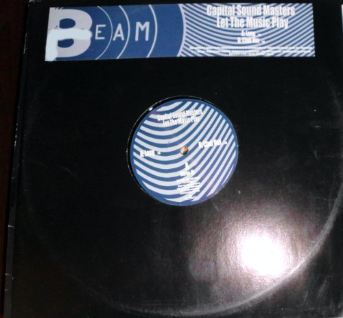Bild 1: Capital Sound Masters, Let the music play (1997)