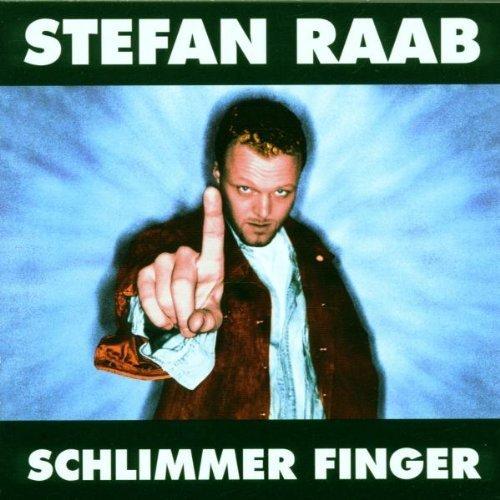 Bild 1: Stefan Raab, Schlimmer Finger (1997)