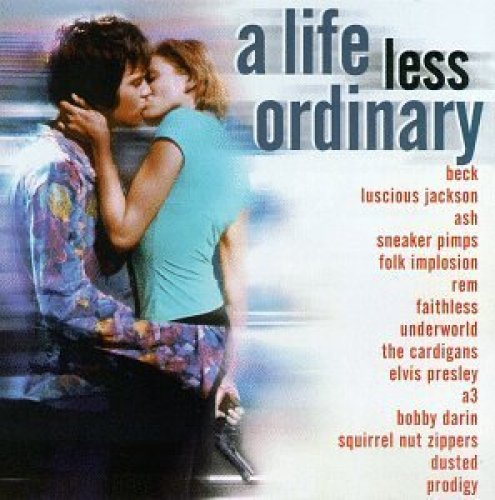 Фото 1: A Life less ordinary (1997), Beck, REM, Faithless..