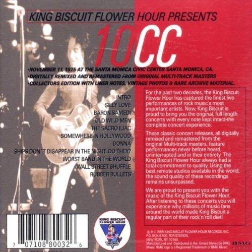 Bild 2: 10CC, In concert (King biscuit hour, Nov. 11th, 1975)
