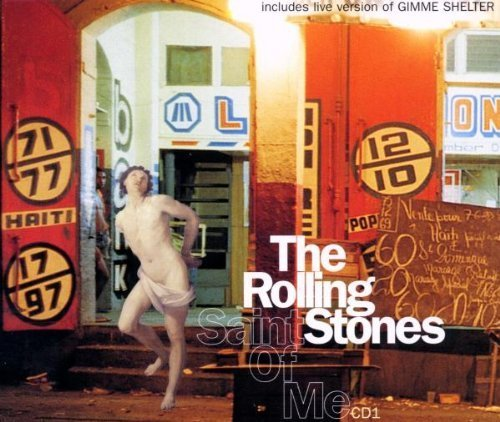 Bild 1: Rolling Stones, Saint of me (1998, CD1)