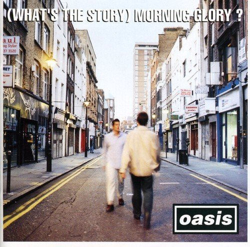 Bild 3: Oasis, (What's the story) morning glory? (1995)