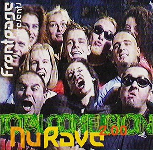 Bild 1: Nu Rave 2.00 (Total Confusion, 1995), Jay Ray vs. Jonzon, Richard Benson, Stve Stoll, Surgeon, Bizz O.D...