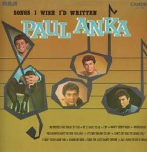 Bild 1: Paul Anka, Songs I wish I'd written (#cds1070)